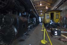 QTVR Steam Locomotive in the Shop