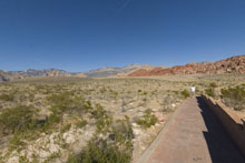 Red Rock Canyon Visitor Center QTVR