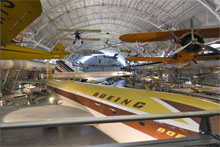 Udvar-Hazy Museum Exhibits